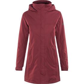 Helly Hansen Aden Naiset takki , punainen